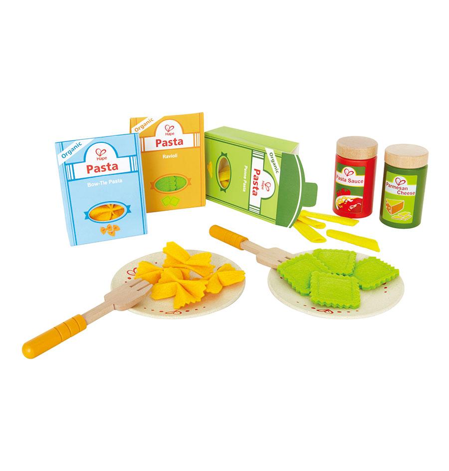 pasta set für spieleküchen für Kinder