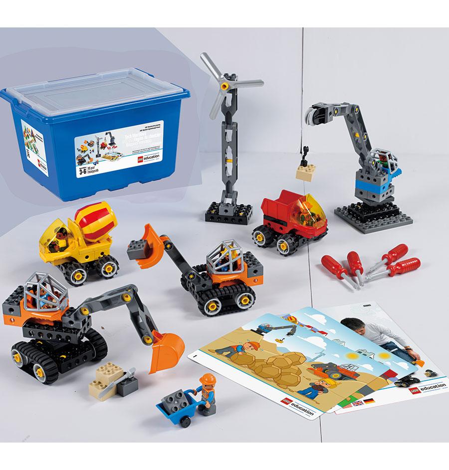 lego education technik set