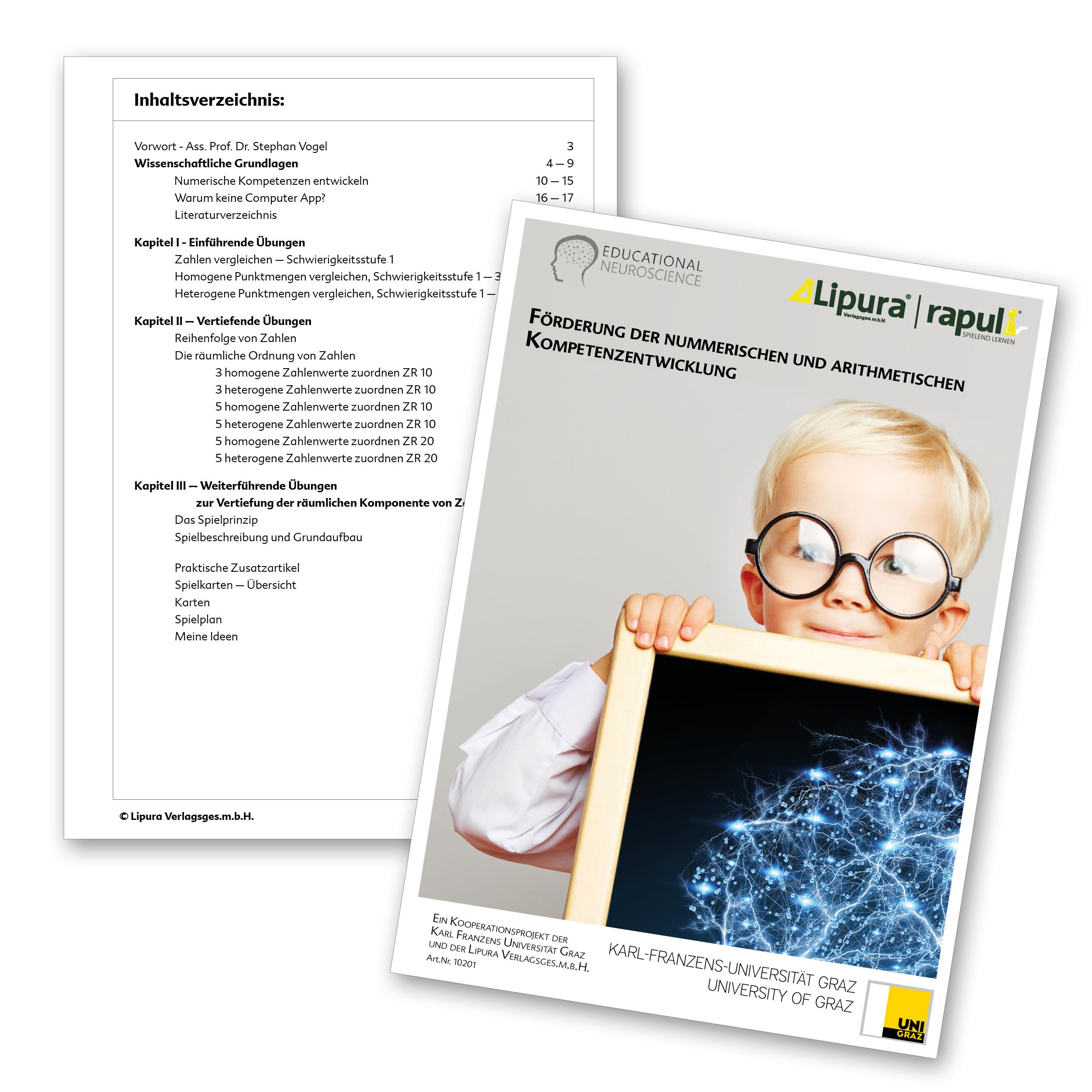 Mathematik - Spiel- und Unterrichtsmaterialien   Lipura rapuli